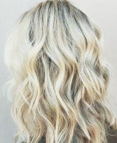 Beautiful Blonde ♡ By Diana