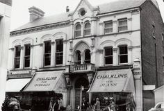 Friendly Society's Hall, Camden Road, May 1966.