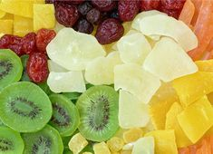 Aποξηραμένα φρούτα από σπίτι!