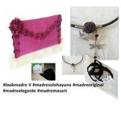 #lookmadre V #madresolohayuna #madreoriginal #madreelegante #madremasart