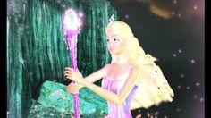 Annika Holding A Magic Wand