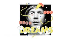 iTunes - Music - Dreams - Single by Beck Music Songs, My Music, Music Videos, Indie Pop Music, Rock News, Capitol Records, Apple Music, Music Publishing, Album Covers