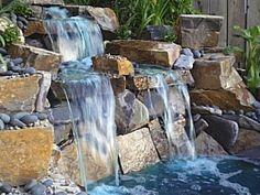 Water Features & Supplies   Rocky Mountain Rock & Trucking