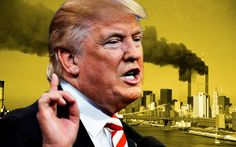 """Six months after Donald Trump claimed to have lost """"hundreds of friends"""" in the 9/11 attacks, his campaign continues to ignore a request from The Daily Beastthat he name even one. (Click on READ IT for full article.)"""