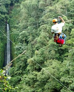 One of Costa Rica's greatest features is its variety. Visitors can experience volcanoes, rainforest, beaches, national parks, cloud forests, hot springs, and so much more with only a short am…