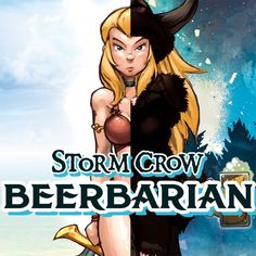 Beerbarian Color-Changing Magic Glass