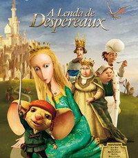 Um filme de Natal para toda a família. A história de Despereaux, um pequeno rato apaixonado por música, histórias e uma Princesa chamada Pea.