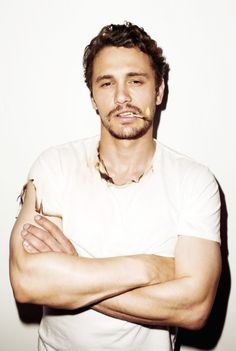 James Franco- the whole package beauty,brains, talent and a sense of humor