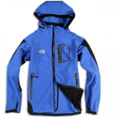 North Face Windstopper Mens Jackets Blue Black.  I drooled over these jackets for a very long time before finally finding one on sale.  My favorite lightweight jacket for any occasion.
