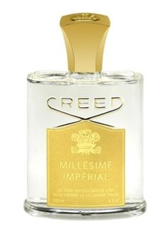 Imperial Millesime by Creed is a warn and romantic unisex fragrance, evocative of the citrus groves and beautiful seaside landscape of sunny Sicily.  This citrus marine scent opens with a top notes of fruit and sea salt. Middle notes include lemon, bergamot, iris and mandarin orange. The base includes musk, woody and marine notes. Imperial Millesime was launched in 1995.