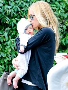 Camden and Kristin Cavallari