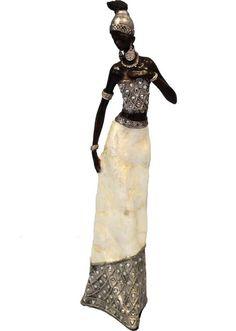 #Dekofiguren  #Afrika
