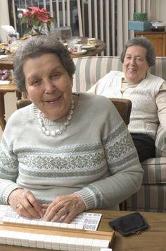 Elderly Parents Activities