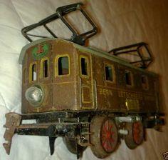 Doll Locomotive 20 volt railcar A2