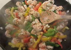 Healthy Shrimp Taco Recipe | The Blond Cook