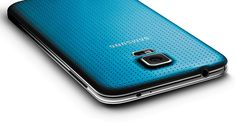 Samsung GALAXY S5. Yes please! The storage space, 16mp camera, dust and water resistant....I could keep going!