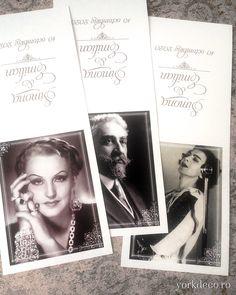 Accesorii Nuntă Tradițională Regală – Numere de masă cu personalități românești Polaroid Film, Artist, Wedding, Vintage, Shelf, Valentines Day Weddings, Artists, Vintage Comics, Weddings