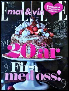 Elle mat & Vin 20 år!