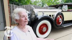 Two Classics, One Car: A Collector Shows Off Her Lifelong Favorite | The...