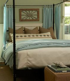 Bedroom Decorating Ideas: Pillow Talk - Traditional Home®