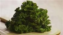 "Basic Kale Chips- We love this recipe! I prefer to sprinkle some seasoning on them as well. My favorite seasoning is ""Tarragon Shallot Citrus Seasoning"" from the Savory Spice Shop located in the Old Mill in Bend, OR- the Shallots add the perfect scrumptious sweetness I crave :)"