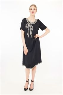 ONYX TO GOODNESS  DRESS-dresses-Trelise Cooper