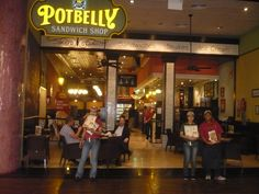 PotBelly Subs