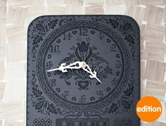 Room Designs Wall Clock | Unusual Wall Clock for Contemporary Room Design – Neverend from ...