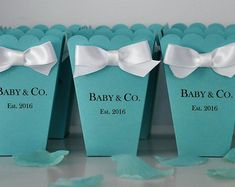 De novia o Baby Shower Mini monedero Favor por InspiredBySophiaRita