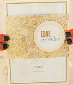 The #Wedding #Invitation / White and Gold