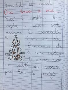 Quaderno di italiano classe 2^ La fiaba Education, Math, Words, Blog, Montessori, 3, Math Resources, Blogging, Onderwijs