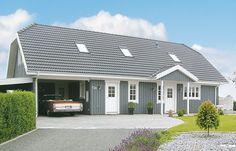 Seeland | Häuser und Grundrisse | Fertighaus und Energiesparhaus | Danhaus - Das 1 Liter Haus