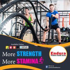 Endura Premiere Health Series - More Strength, More Stamina. Visit us @ http://premierehealthseries.com/ #EnduraPremiereHealthSeries #WheyProtein #ProteinPowder #BodybuildingSupplements #IndianBodybuildingSupplements