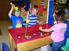 Pilot program opens camp to all preschoolers - National Inclusion Project