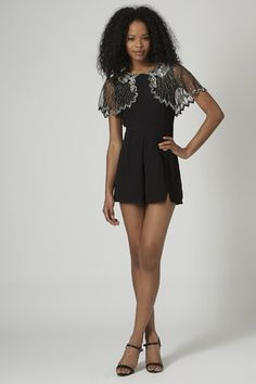 **Jodie Playsuit by TFNC