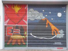De #Pijp #Amsterdam #Promenades #Barrios #Quartiers #Districts elisaorigami.blogspot.com