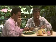 The Birdcage...Robin Williams, Nathan Lane  Perfect comedy duo...