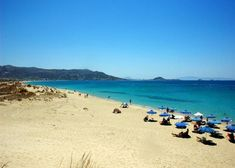 Naxos is the largest of the Cyclades islands and, definitely, one of the most beautiful ones! Greek Islands Vacation, Greece Vacation, Greece Travel, Naxos, Greece Today, Laying On The Beach, Greece Photography, Travel Destinations Beach, Greece