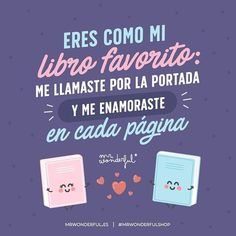 ¿Con quién empezarías tú esta frase? #mrwonderfulshop #book #love #quotes Quotes French, Say I Love You, My Love, Movie Subtitles, Love Puns, Love Phrases, Loving Someone, Animal Quotes, Book Recommendations