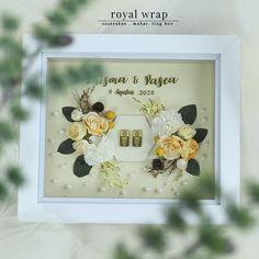 "8 Suka, 0 Komentar - Sewa & Hias Hantaran Depok (@seserahan_royalwrap) di Instagram: "". Mahar : @dhismapandansari dan Pasca #royalwrap #seserahan #seserahandepok #seserahanbogor…"" Dream Wedding, Box, Frame, Home Decor, Picture Frame, Snare Drum, Decoration Home, Room Decor, Frames"
