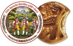 Appenzeller Biberli these cookies were very tasty. We tried them on our trip.