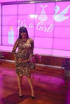 Tamera Mowry-Housley will soon have one of each, a son and a new daughter.