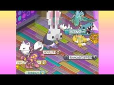 Animal Jam Gameplay -Looking at Dens and Games -Fun Game - VenturianTale...