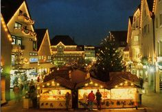 Aalen: Weihnachtsmarkt