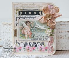 Paperie Sweetness - Shabby Chic
