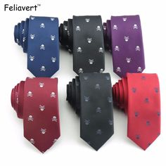 Online Bargains, check here for discount codes and save even more..http://yabba-dabba-com.myshopify.com/products/feliavert-fashion-tuxedo-tie-men-skull-necktie-casual-business-6cm-skinny-tie-groom-marry-groomsmen-wedding-party-neck-ties-mens?utm_campaign=social_autopilot&utm_source=pin&utm_medium=pin
