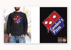 Cerebro's Pizza... el secreto NO esta en la masa!