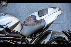 Ottonero Cafe Racer: Speed Triple R '17 Concept SLS#01 / Triumph GB Motors 94