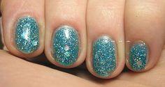 NYX Advanced Salon Formula Beach Glitter