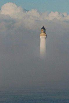 #Lighthouse rising above the fog! http://dennisharper.lnf.com/